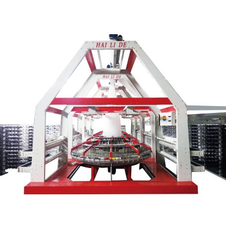 HLDC-2000-8S圆织机